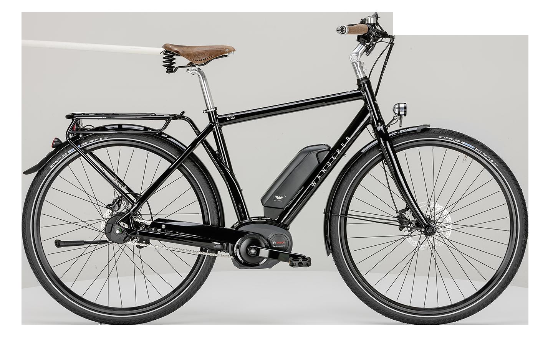 Elektrishce fiets wanderer E700